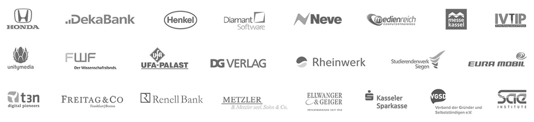 Kunden Webdesign Agentur