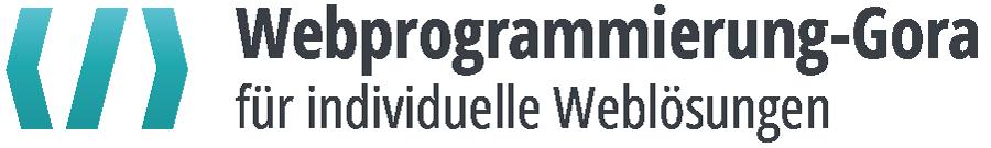 Logo Webprogrammierung IT in Augsburg
