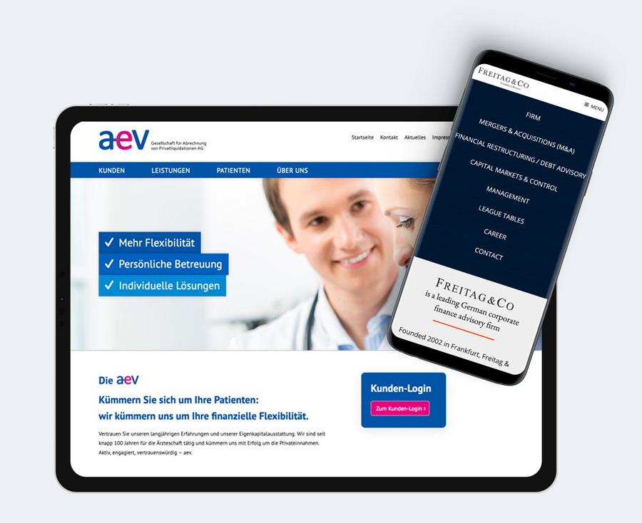 hahnsinn – Die Webdesign und Internetagentur für Bad Homburg & Oberursel
