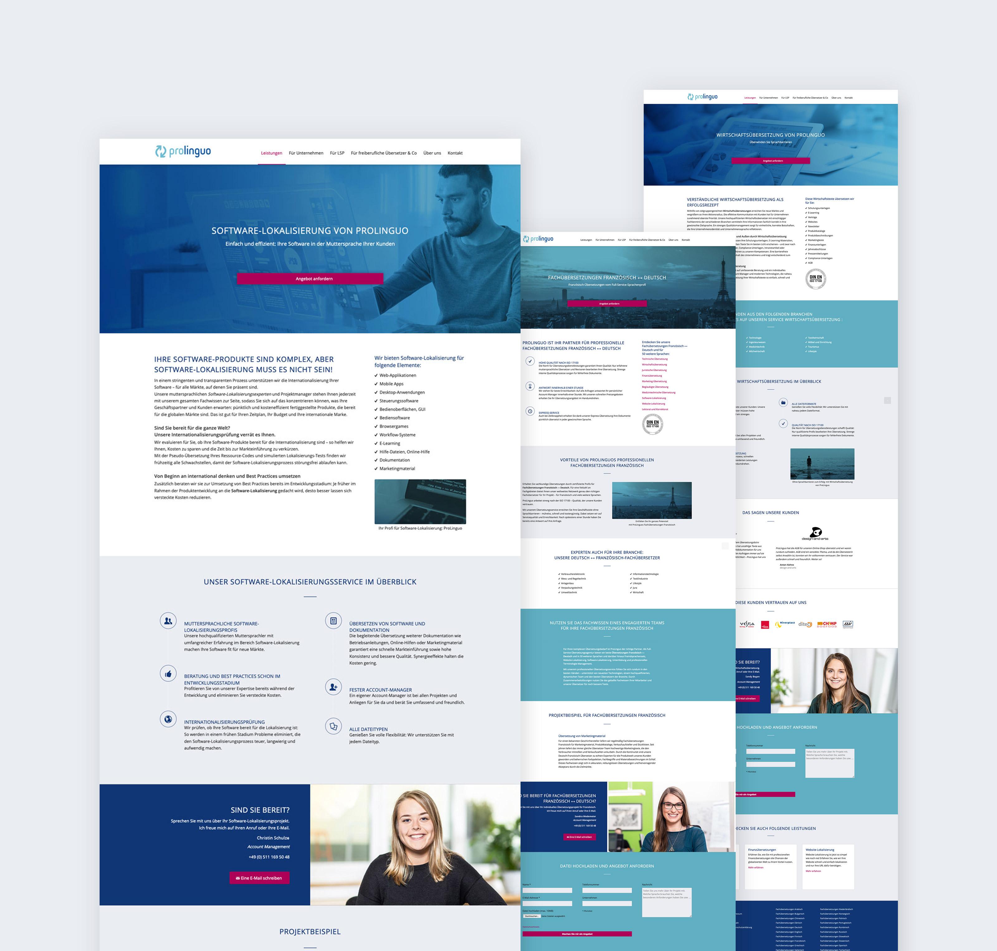 Responsive Webdesign mit WordPress aus Hannover